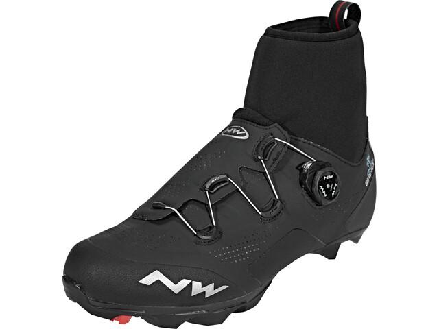 Northwave Raptor Arctic GTX Shoes Performance Line Men, black